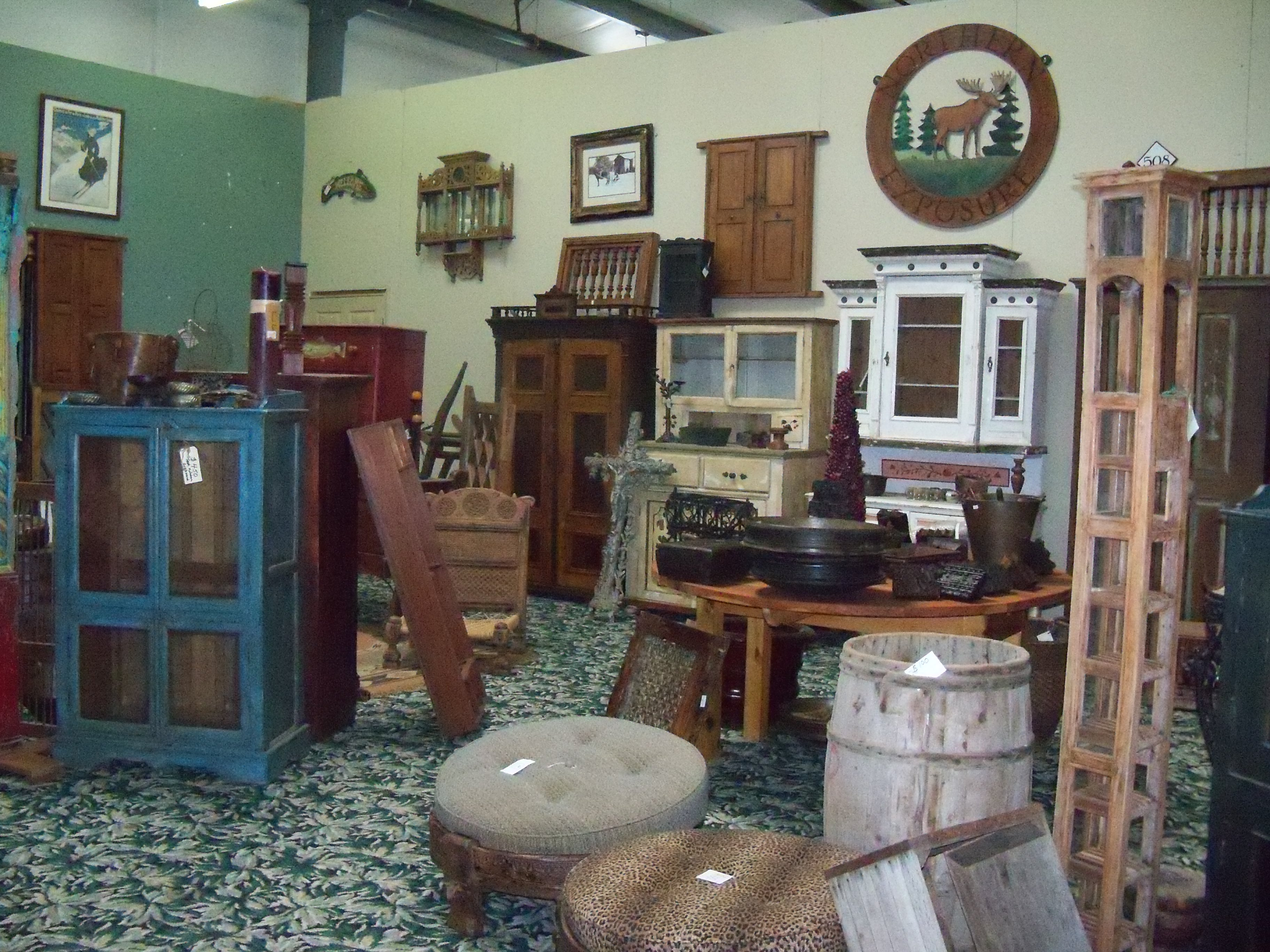 Northern Exposure Features Primitive, Rustic European, French And British Colonial  Furniture And Other Unique Pieces For The Savvy Designer And Collector.